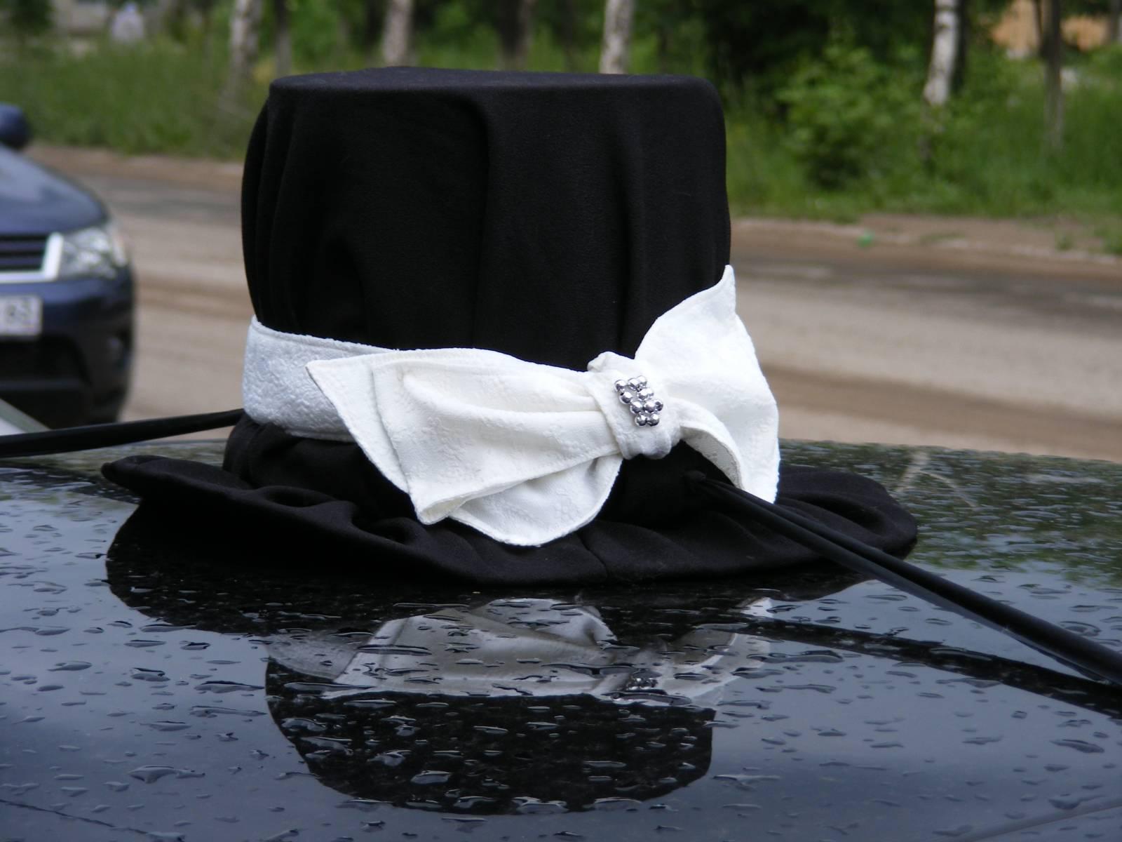 Украшение шляп