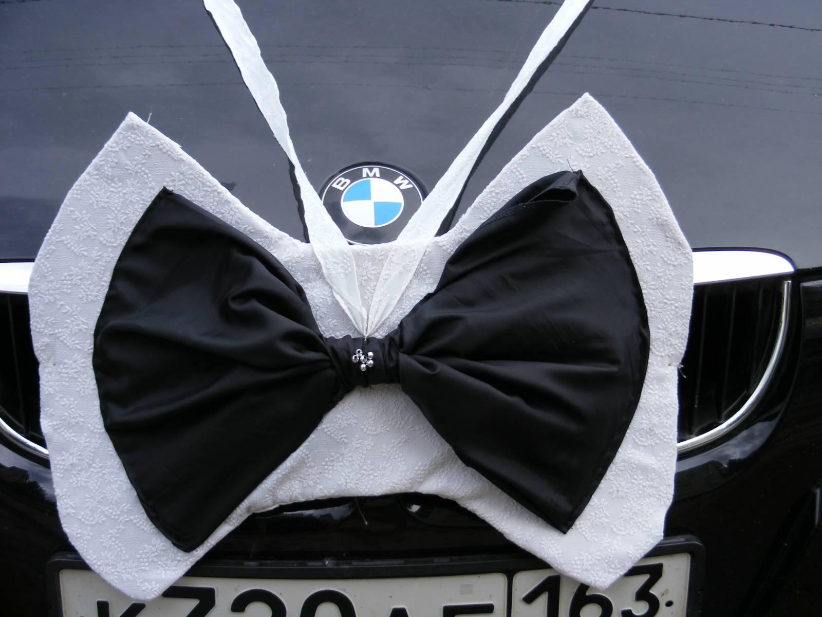 Украшение машины жениха на свадьбу своими руками 31